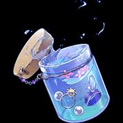 メルクの小瓶